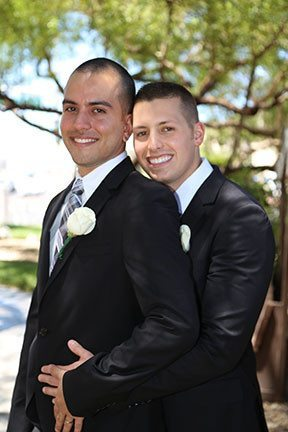 gay wedding in las vegas